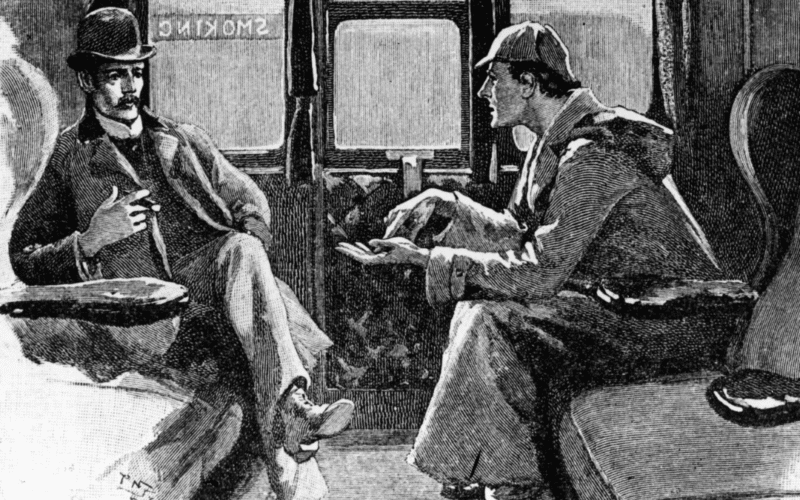 All but six Sherlock Holmes stories are now in the public domain.