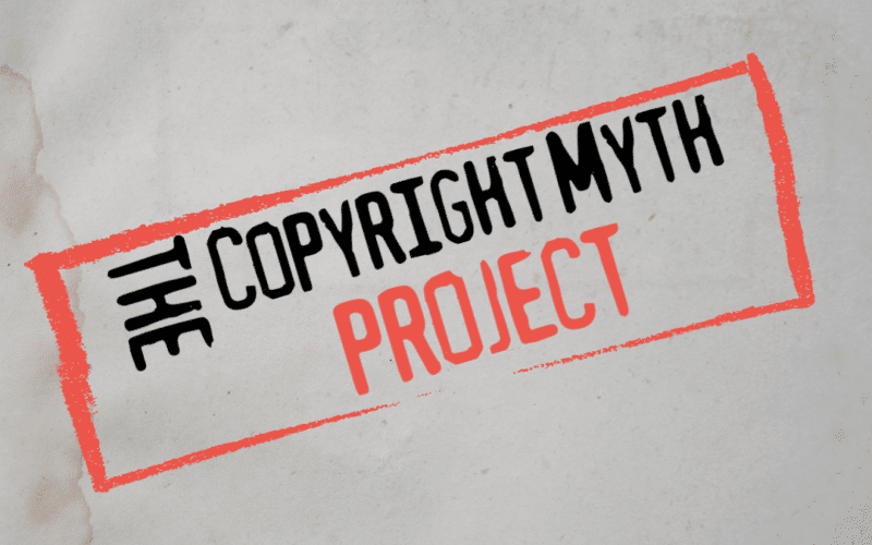 17 New Copyright Myths
