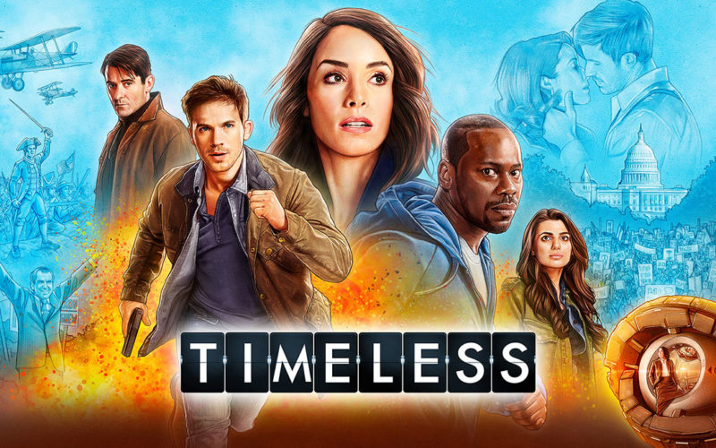 New copyright infringement lawsuit filed over Timeless NBC