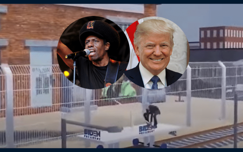 "Donald Trump has filed a motion to dismiss in a copyright infringement lawsuit filed by Musician Eddy Grant, claiming that the use of ""Electric Avenue"" in a campaign ad qualifies as fair use."