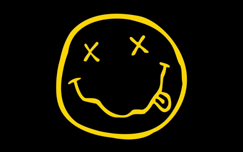 The Nirvana smiley face design is at the center of a new copyright lawsuit against a former Geffen records employee who claims he created the logo
