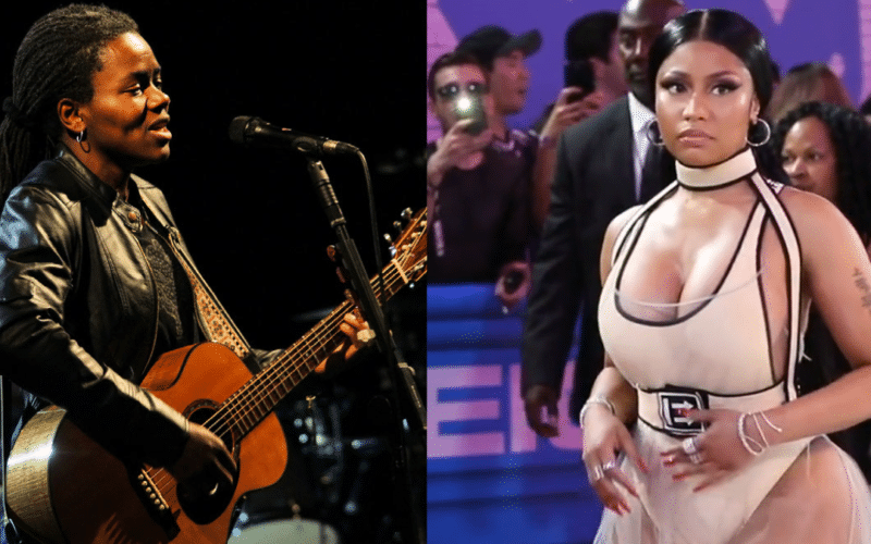 Tracy Chapman accepts Nicki Minaj's Rule 68 Offer of Judgment, ending the parties' copyright lawsuit