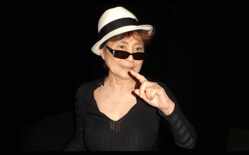 Yoko Ono and Frederic Seaman have reached an agreement to settle her copyright claim in exchange for Seaman's silence on all things Lennon.