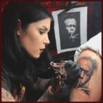 Kat Von D Sued for Copyright Infringement over Miles Davis Tattoo