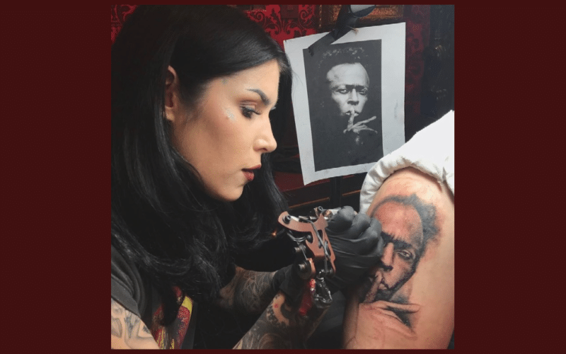 In a new case, photographer Jeff Sedlik claims that celebrity tattoo artist Kat Von D infringed his copyright in an iconic photo of Miles Davis by tattooing the same image onto a client's body.